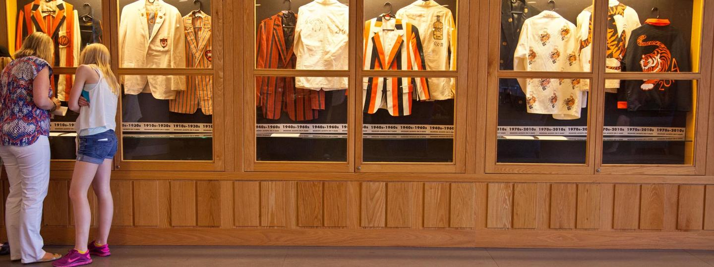 Class Jackets - Reunions display